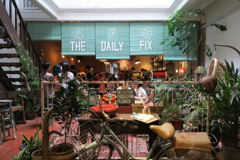 daily fix - breakfast in malacca