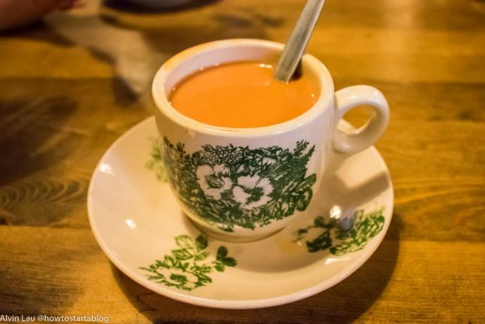breakfast in melaka