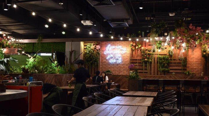 Omakase Burger @ Picnic Wisma Atria (Singapore)