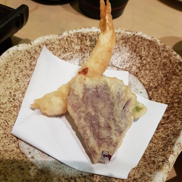 tempura sushi zanmai melaka