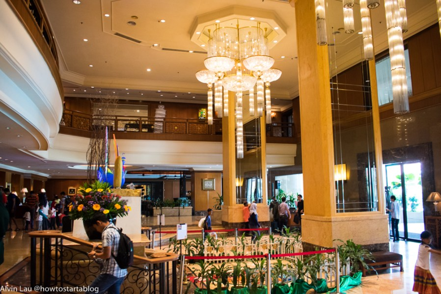 ramada plaza hotel buffet