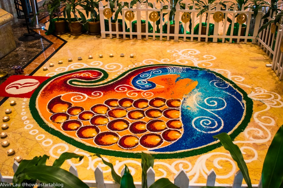 ramada plaza hotel buffet deepavali