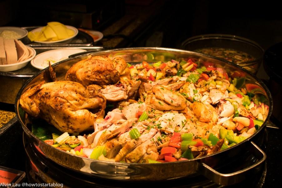top buffet in melaka