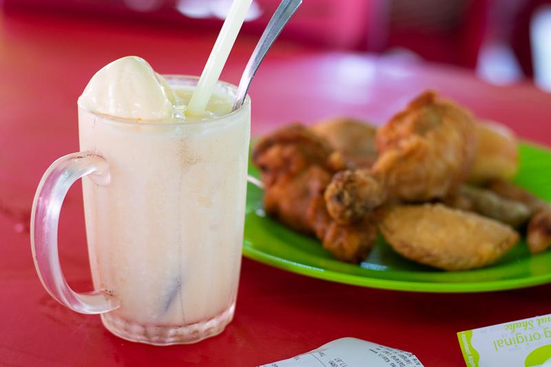 klebang coconut shake malacca