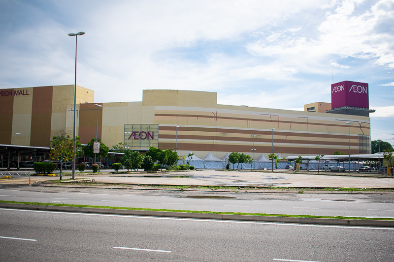 shopping malls in malacca