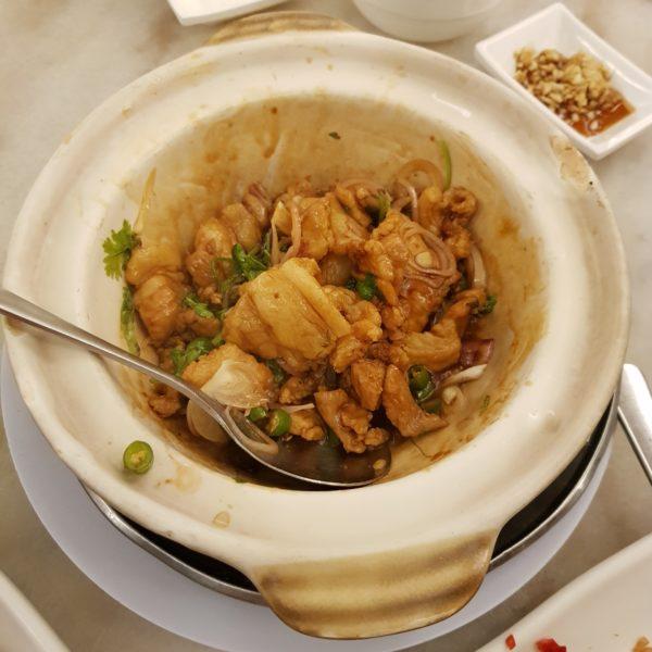 modern world chinese food melaka