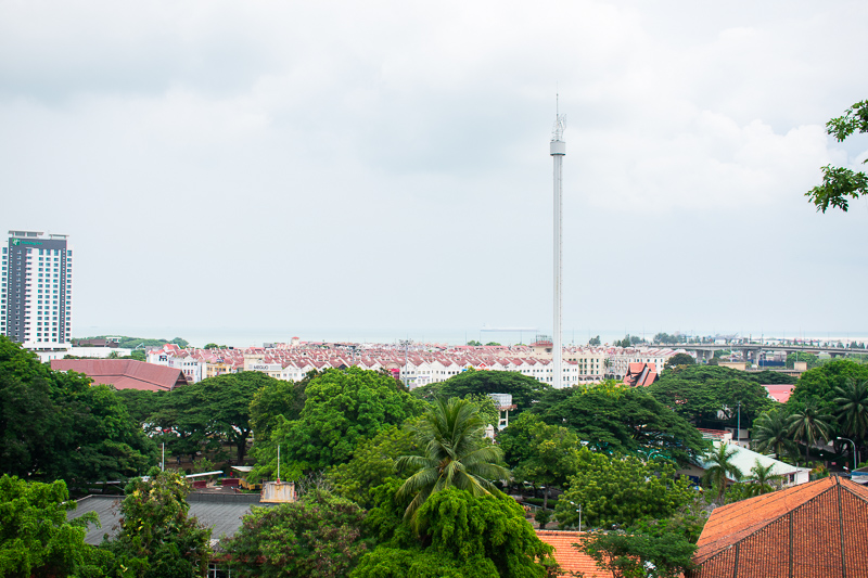 where to go in melaka
