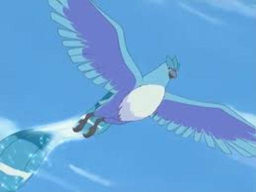 number one ice type pokemon