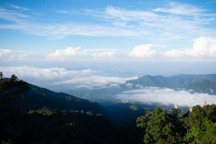 tourist attractions in genting highlands