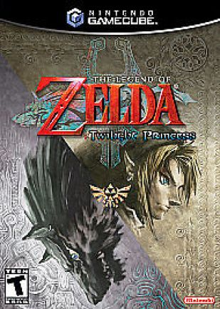 zelda twilight princess gamecube