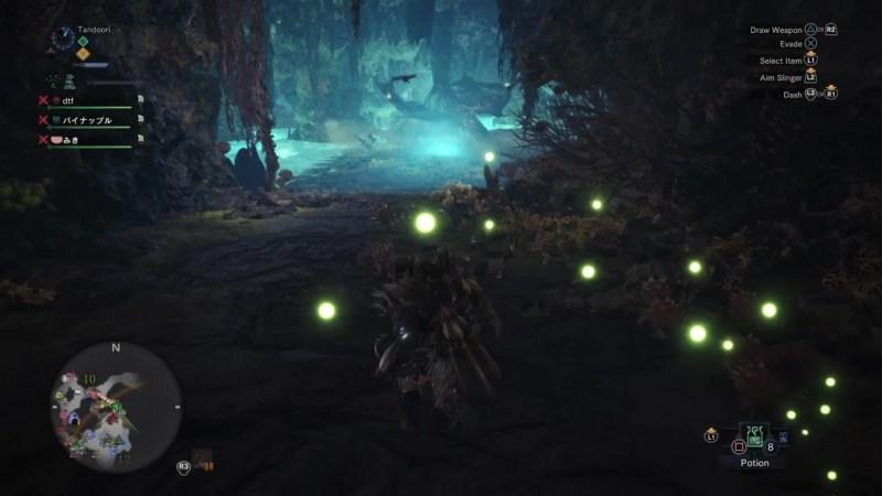 how to find vaal hazak monster hunter world