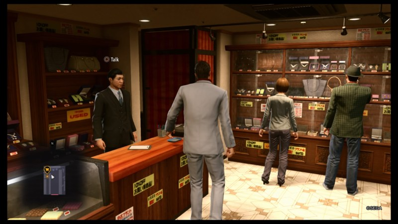 yakuza kiwami 2 - how to sell items