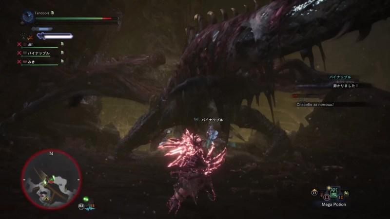 monster hunter world vaal hazak
