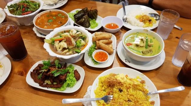 Nakhon Kitchen Thai Restaurant (Singapore) Review
