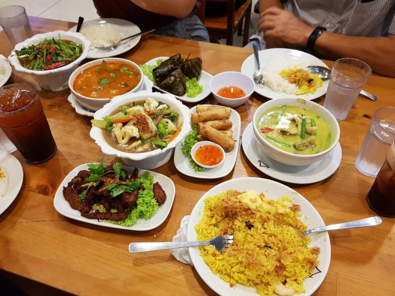 nakhon thai restaurant sg reviews