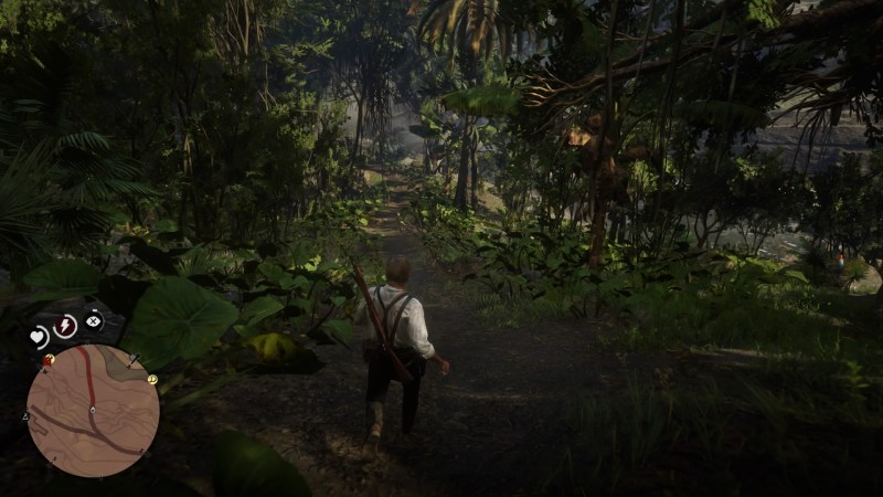 savagery-unleashed-rdr2