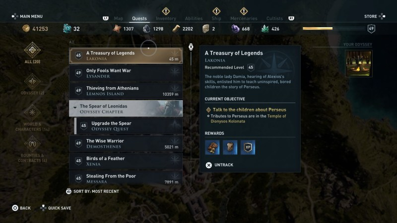 ac-odyssey-a-treasury-of-legends-guide