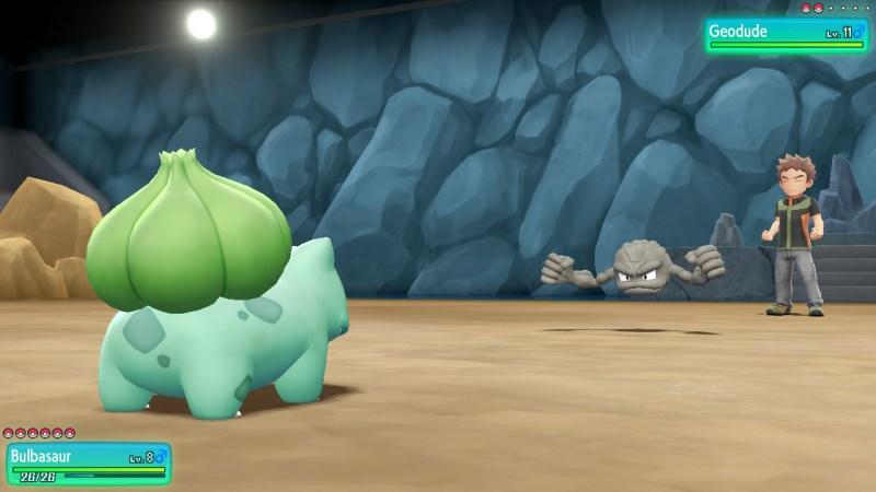 best pokemon against brock gym - pokemon let's go