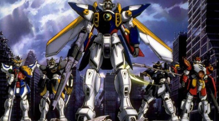 best mech anime of all time