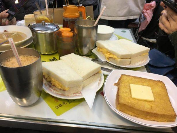 kowloon breakfast hong kong