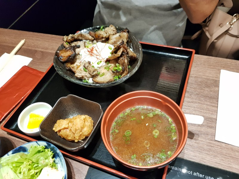 lot 10 japanese dining food court review