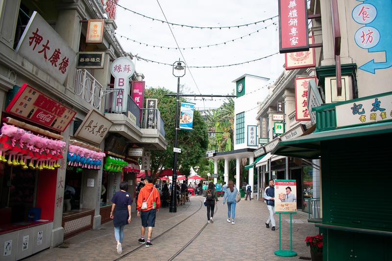 ocean park old street