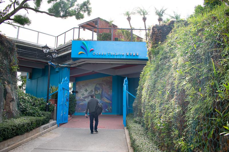 ocean theatre