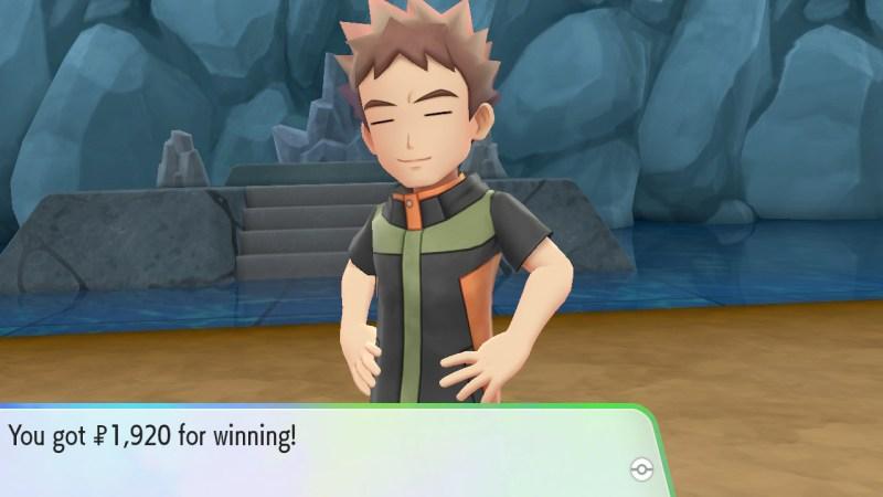 pokemon let's go brock's pokemon choice