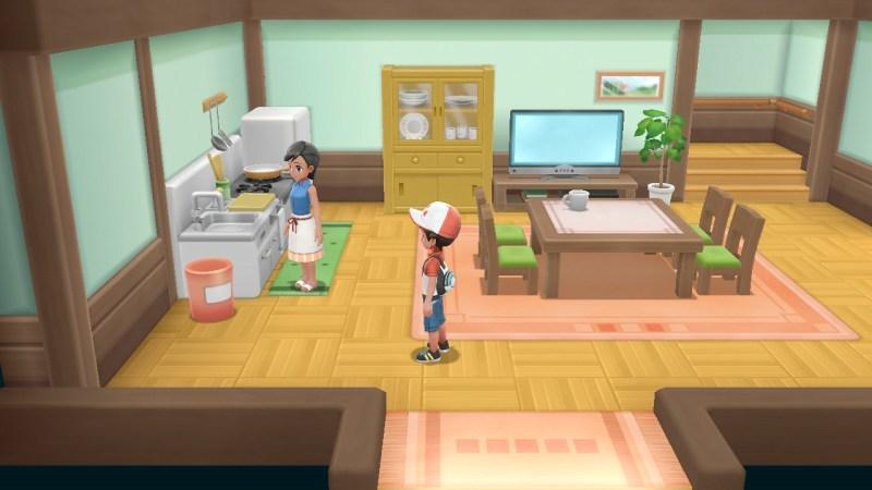 pokemon lets go eevee walkthrough