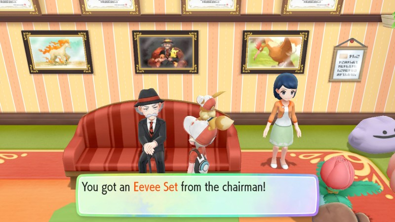pokemon let's go vermilion gym