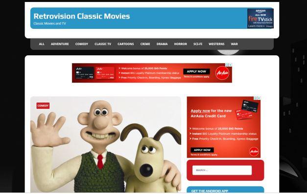 websites to stream free tv shows