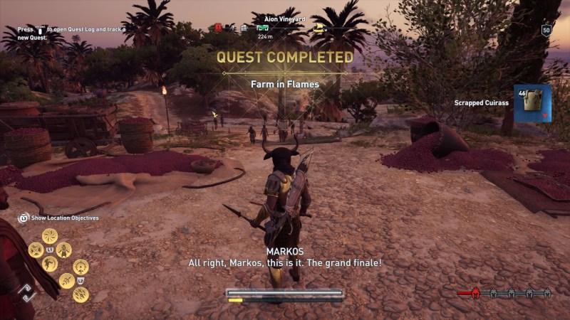 assassins-creed-odyssey-farm-in-flames-walkthrough