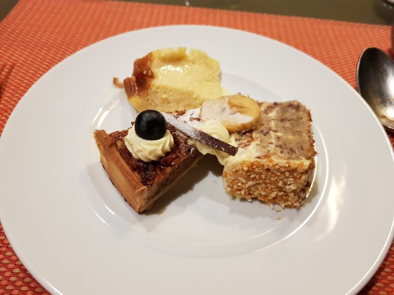 buffet dinner review - shangri-la penang