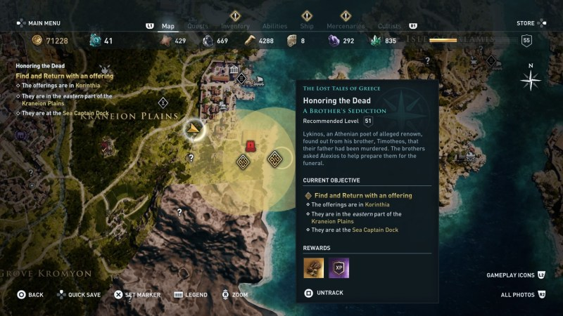 ac-odyssey-honoring-the-dead-quest-walkthrough