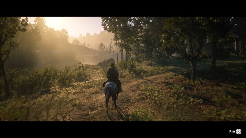 red dead redemption 2 all chapters