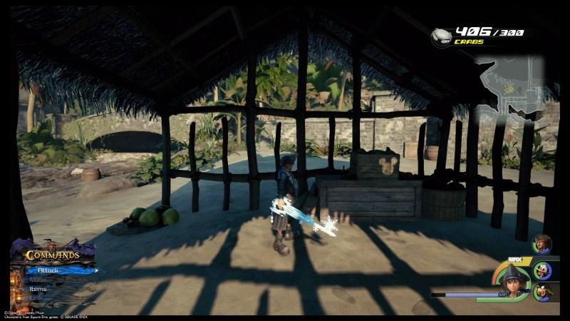 kh3-the-caribbean-lucky-emblem-location