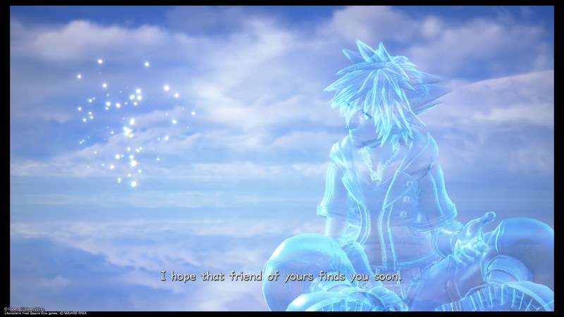 Image result for kh3 final world stars