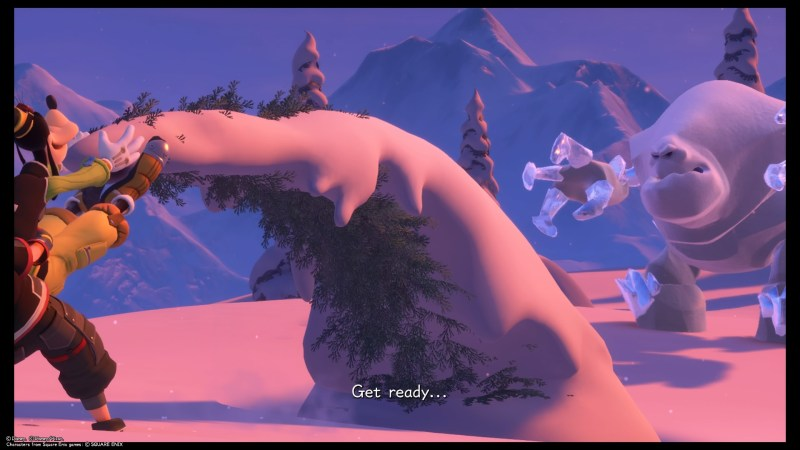 kingdom-hearts-3-arendelle-north-mountain-fight-ice-giant