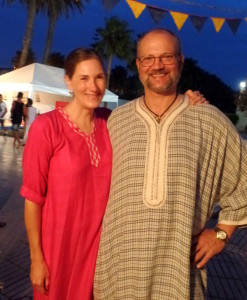 Dressing Moroccan at Moroccan Summer Camp