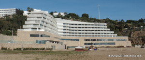 The Mercure Hotel