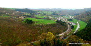 The Luxembourg countryside