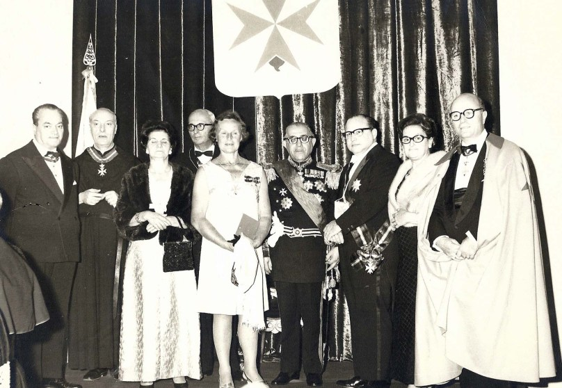 Cerimonia Commemorativa Ordine S. Brigida