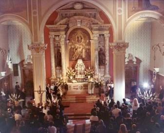 Conte Federico Abbate de Castello investitura di Cavalieri di S. Brigida
