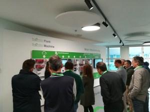 Network Giovani Ingegneri Visita Hub Innovation