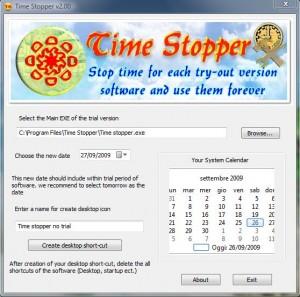 Fermiamo il Trial con Time Stopper