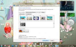 Windows 7: cambiare sfondo in automatico