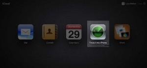 iCloud Trova il mio iPhone
