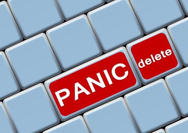 IPad, iPhone e iOS come annullare cancellazione digitazione errore