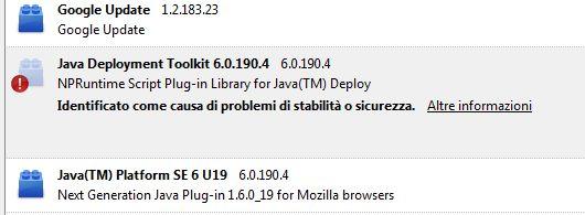 Plug-in Firefox