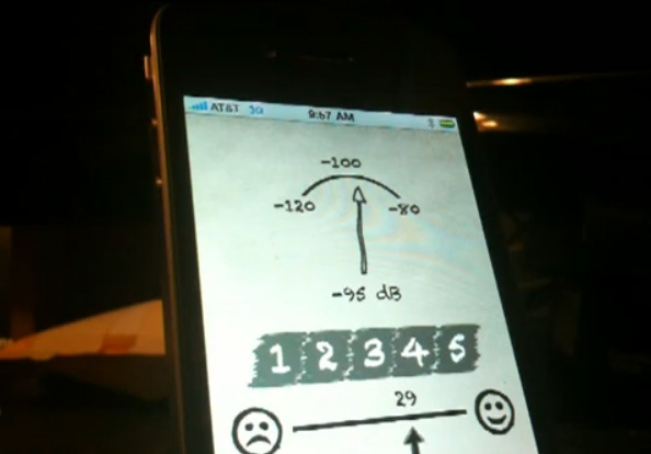 app su problemi ricezione iphone 4